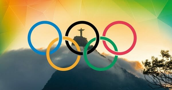 Internet of things (IoT) in Rio Olympics