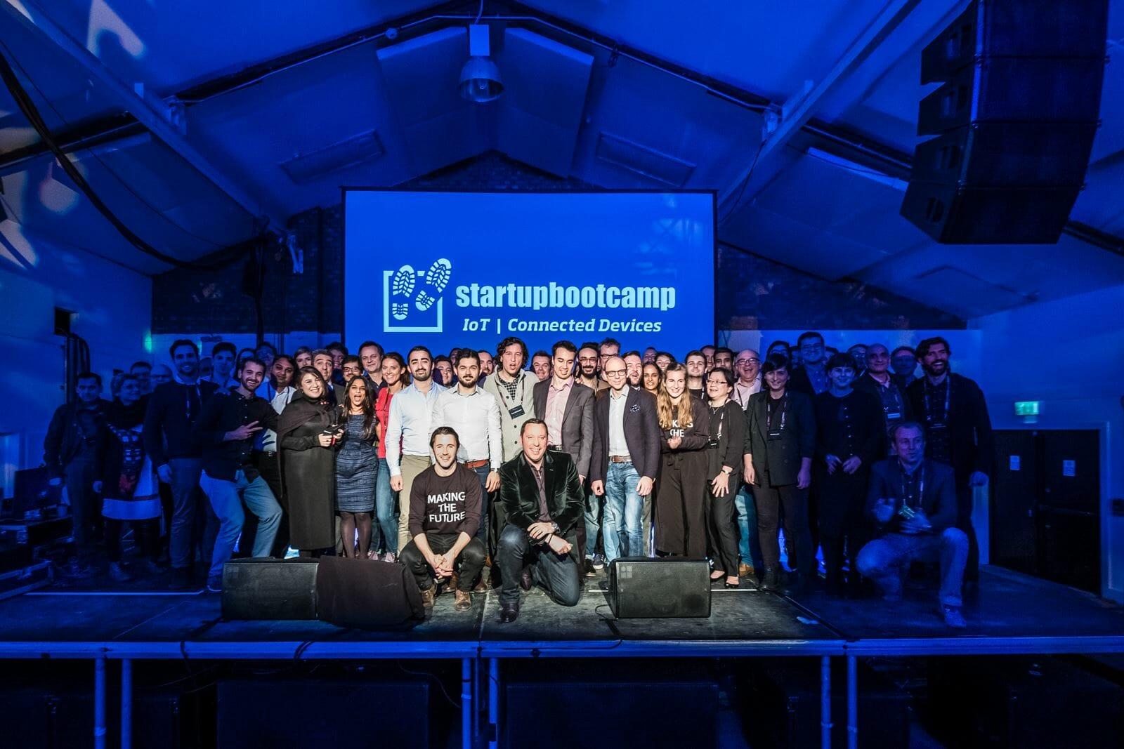 Startup Boot Camp IoT HOMYHUB
