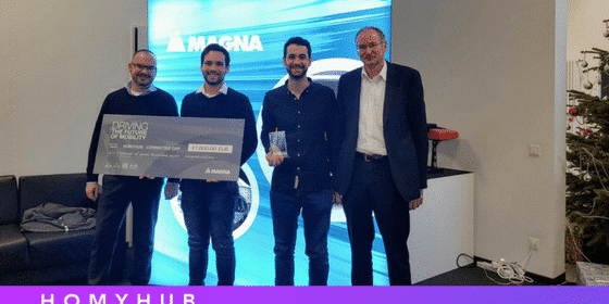 Winning the MAGNA Connected Car Challenge