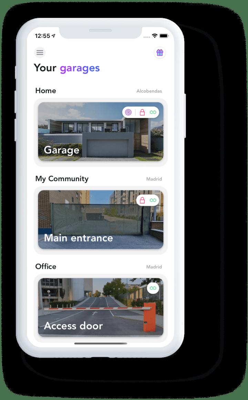 HOMYHUB App