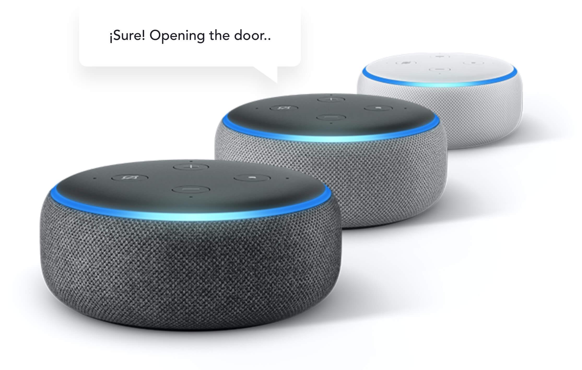 Amazon Echo Dots - Alexa