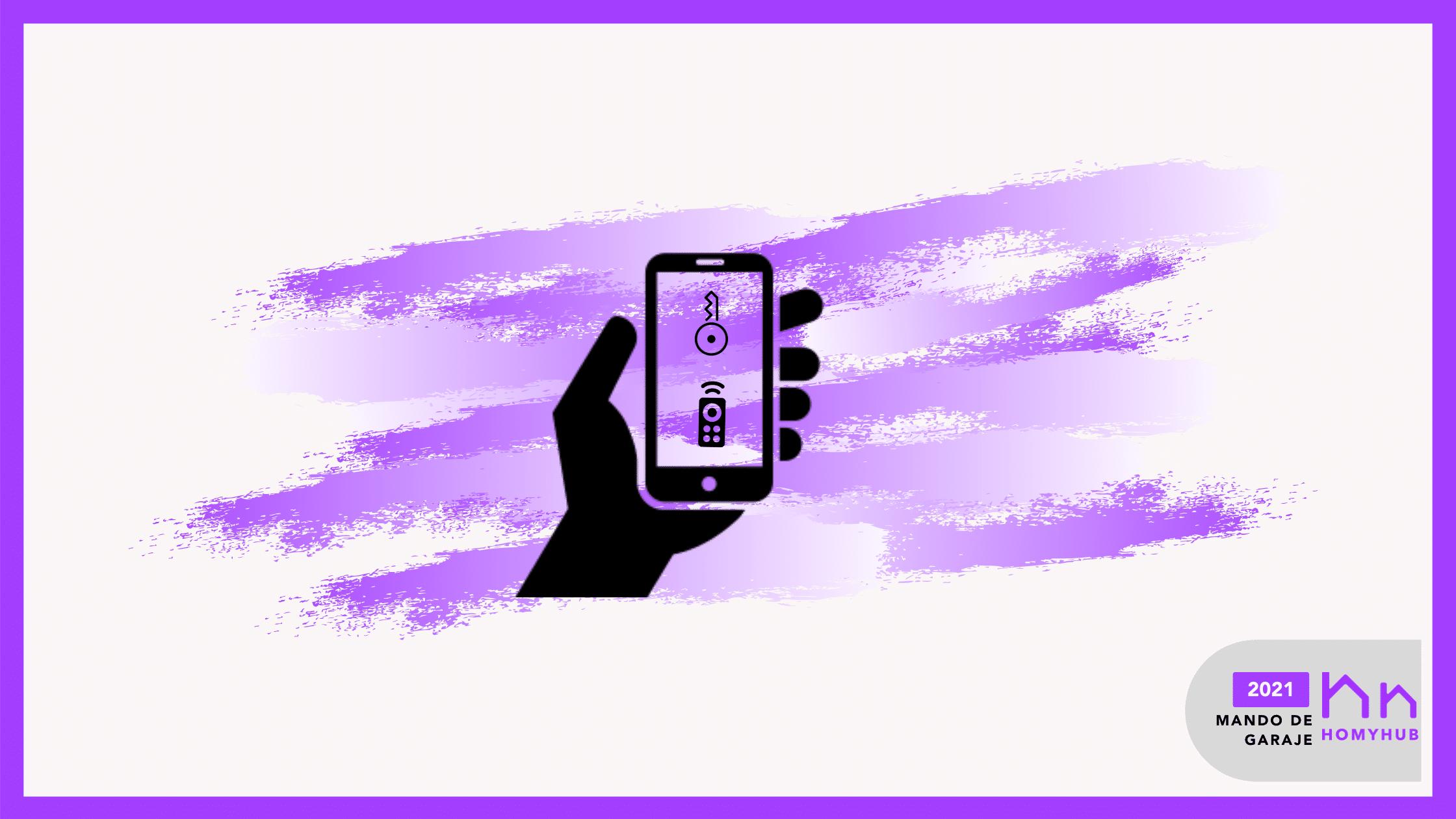HOMYHUB - Android Mando Garaje